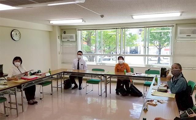 第2回仙台市青少年健全育成協議会 会長・副会長会議